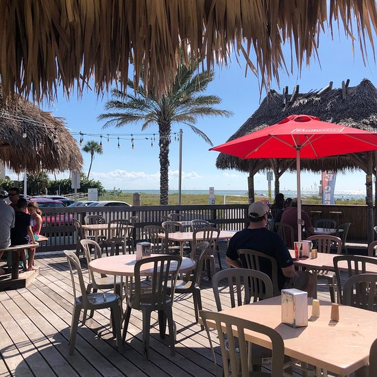 Madeira Beach Snack Shack Gulf Front Cafe & Ice Cream